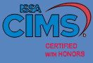 ISSA CIMS Certified
